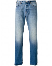Ps By Paul Smith - Faded Straight-leg Jeans - Men - Cotton - 30/30 afbeelding