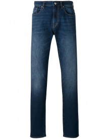 Ps By Paul Smith - Faded Straight-leg Jeans - Men - Cotton/polyurethane - 28/30 afbeelding