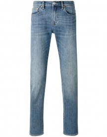 Ps By Paul Smith - Faded Straight-leg Jeans - Men - Cotton/polyurethane - 38/32 afbeelding