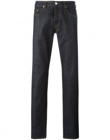 Ps By Paul Smith - Straight-leg Jeans - Men - Cotton - 30/34 afbeelding