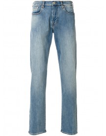 Ps By Paul Smith - Straight-leg Jeans - Men - Cotton/polyester/polyurethane - 36/32 afbeelding