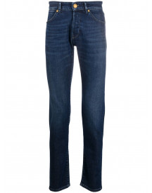 Pt01 Mid-rise Slim Fit Jeans - Blauw afbeelding