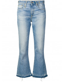 R13 Bootcut Jeans - Blauw afbeelding