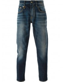 R13 - Faded Jeans - Men - Cotton/spandex/elastane - 31 afbeelding