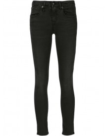 R13 - 'kate' Skinny Jeans - Women - Cotton/polyester/spandex/elastane - 30 afbeelding