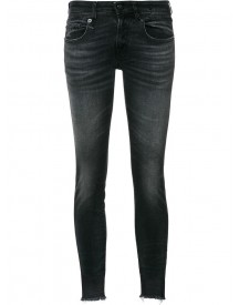 R13 - Skinny Jeans - Women - Cotton/polyester/spandex/elastane - 29 afbeelding
