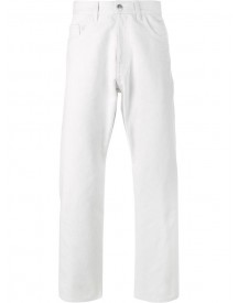Raf Simons - Straight Bleached Jeans - Men - Cotton - 31 afbeelding
