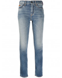 Ralph Lauren Collection Slim-fit Jeans - Blauw afbeelding