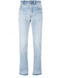 Re/done - Bootcut Jeans - Women - Cotton - 25 afbeelding