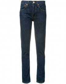 Re/done - Classic Skinny Jeans - Women - Cotton - 25 afbeelding