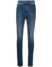 Red Valentino Skinny Jeans - Blauw afbeelding