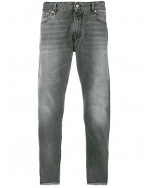 Represent Faded Straight Leg Jeans - Grijs afbeelding