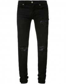 Rhude - Boxer Super Skinny Jeans - Men - Cotton - 32 afbeelding