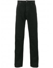 Rick Owens Drkshdw - Torrance Cut Waxed Jeans - Men - Cotton/polyester - 36 afbeelding