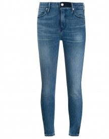 Rta Cropped Jeans - Blauw afbeelding