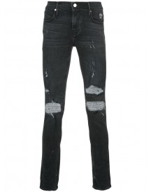 Rta - Distressed Skinny Jeans - Men - Cotton/polyester/spandex/elastane - 36 afbeelding