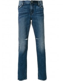 Rta - Distressed Slim Fit Jeans - Men - Cotton - 30 afbeelding