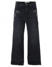Sandrine Rose - Cropped Jeans - Women - Cotton - 26 afbeelding