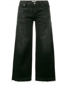 Simon Miller - Cropped Frayed Jeans - Women - Cotton - 28 afbeelding