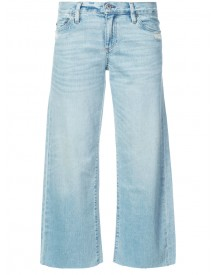 Simon Miller - Cropped Jeans - Women - Cotton - 25 afbeelding