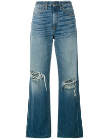 Simon Miller - Distressed Jeans - Women - Cotton - 27 afbeelding