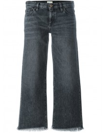 Simon Miller - Fray Hem Jeans - Women - Cotton - 27 afbeelding