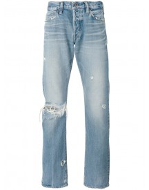 Simon Miller - Masaki Washed Slim Fit Jeans - Men - Cotton - 30 afbeelding
