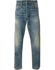 Simon Miller - Straight Leg Jeans - Men - Cotton - 36 afbeelding