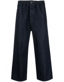 Société Anonyme Straight-leg Cropped Jeans - Blauw afbeelding