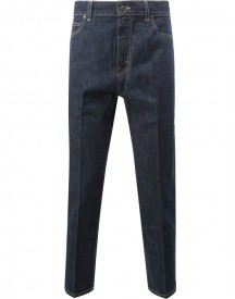 Stella Mccartney - Dark Denzel Carrot Cropped Jeans - Men - Cotton - 30 afbeelding