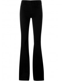 Stella Mccartney - Flared Jeans - Women - Cotton/polyester/spandex/elastane - 27 afbeelding