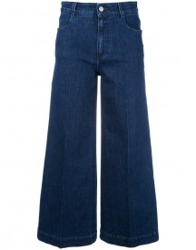 Stella Mccartney - Flared Jeans - Women - Cotton/spandex/elastane - 27 afbeelding
