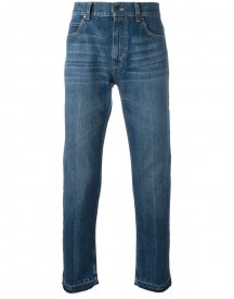 Stella Mccartney - Frayed Hem Jeans - Men - Cotton - 34 afbeelding