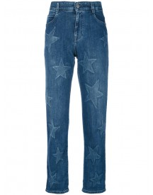 Stella Mccartney - Star Boyfriend Jeans - Women - Cotton/spandex/elastane - 26 afbeelding