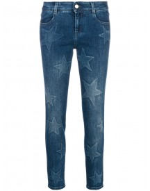 Stella Mccartney - Star Jeans - Women - Cotton/spandex/elastane - 29 afbeelding