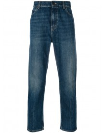 Stella Mccartney - Vintage Denzel Carrot Cropped Jeans - Men - Cotton - 34 afbeelding
