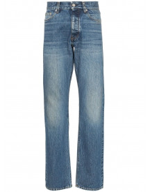 Sunflower Mid-rise Jeans - Blauw afbeelding