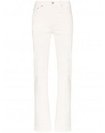 Sunflower Straight Jeans - Wit afbeelding