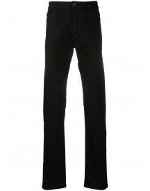 The Row Straight Jeans - Zwart afbeelding
