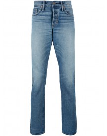 Tom Ford - Slim-fit Jeans - Men - Cotton - 32 afbeelding