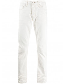 Tom Ford Slim-fit Jeans - Wit afbeelding