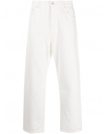 Tom Wood Straight Jeans - Wit afbeelding