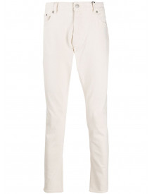 Tommy Hilfiger Slim-fit Jeans - Nude afbeelding