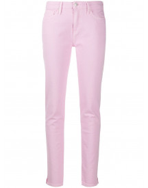 Tommy Hilfiger Straight Jeans - Roze afbeelding