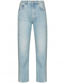 Totême Cropped Jeans - Blauw afbeelding