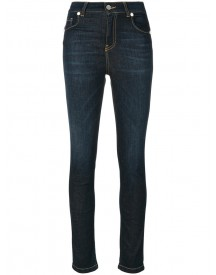 Twin-set - Classic Skinny Jeans - Women - Cotton/spandex/elastane - 32 afbeelding