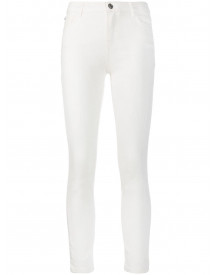 Twin-set Skinny Jeans - Wit afbeelding