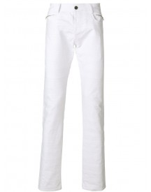 Unconditional - Slim Fit Coated Jeans - Men - Cotton/spandex/elastane - S afbeelding