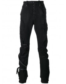 Unravel Project - Distorted Skinny Jeans - Men - Cotton/spandex/elastane/polyester - 31 afbeelding