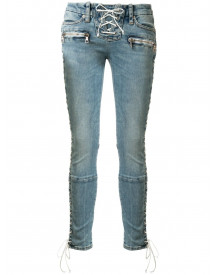 Unravel Project Skinny Jeans - Blauw afbeelding